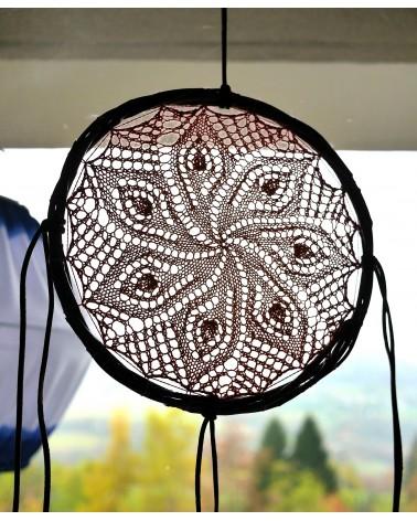 kit attrape r ves au tricot plume onirique. Black Bedroom Furniture Sets. Home Design Ideas