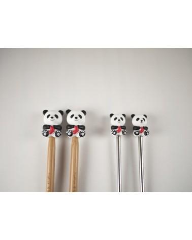 Hiyahiya Protections Panda pour pointes